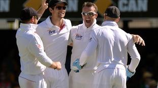 Graeme Swann has made a parting shot at his former England team mates.