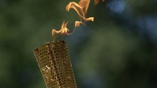 Olympic Torch due to arrive in the UK