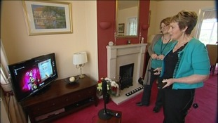 Video game to help stroke rehabilitation