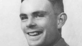 Gay WW2 codebreaker Turing gets posthumous pardon