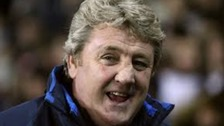 Hull City manager Steve Bruce
