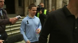 Sam Hallam gets freedom after appeal