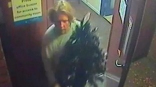 Police appeal after woman filmed 'stealing Christmas tree from care home'