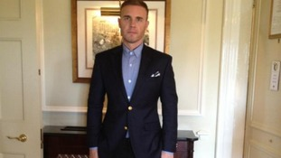 Take That's Gary Barlow
