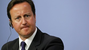 David Cameron will hold a conference call ahead of tomorrow's G8 meeting