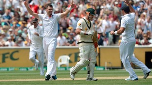Anderson Takes 600th Wicket