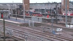 Peterborough station has been closed today.