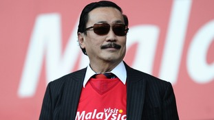 Cardiff City's owner, Vincent Tan, has spoken out on his sacking of manager Malky Mackay