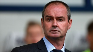 Former manager Steve Clarke was sacked earlier this month