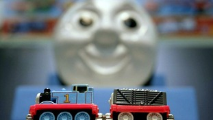 Shadow transport secretary attacks Thomas the Tank Engine over lack of female train chaarcters