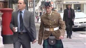 Lance Corporal Malcolm Graham