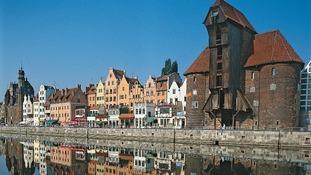 Gdansk, Poland Euro 2012