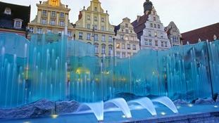 Wroclaw, Poland Euro 2012