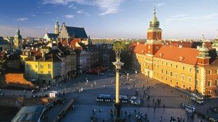 Warsaw, Poland Euro 2012