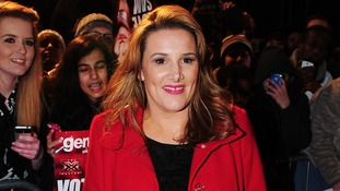 Sam Bailey has been knocked off the number one spot