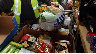 The use of food banks is likely to continue its upward trend