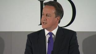 "euro crisis: David Cameron has warned it's ""make or break"" for the euro"