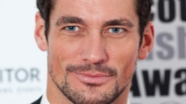 Essex model David Gandy made the list.