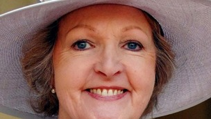 Actress Penelope Keith is to be made a Dame.