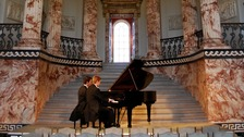 Chamber music at Holkham Hall