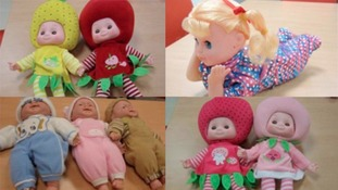 Potentially poisonous dolls bought this Christmas putting children at risk