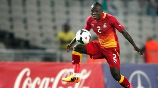 Ghana defender Samuel Inkoom claims that Norwich City want to sign him.