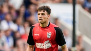 Frederic Veseli will spend the next month at Bury.