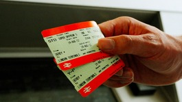 Higher rail fares for passengers in the Midlands from today