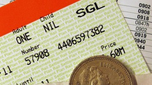 From today commuters in the Midlands will pay higher rail fares