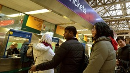 Rail fare rises come into force
