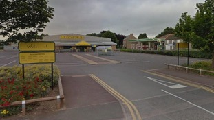 Father Joseph Williams was missing for six days before he was found in this car park