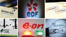 'Big Six' energy companies