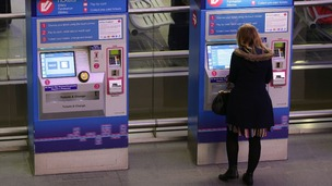 Rail commuters will pay higher fares from today, with annual tickets rising by an average of 3.1%.