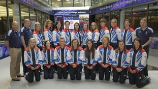 women hockey squad