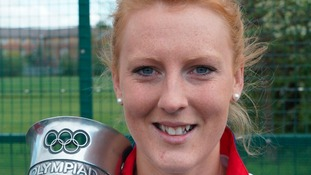 Loughborough College student and Team GB player Nicola White makes Olympic hockey team