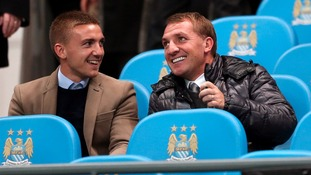 Rodgers set for father-son battle