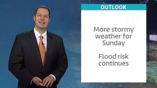 Flood risks continue as more rain hits the South
