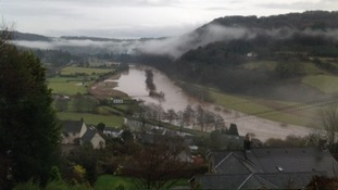 river wye flood