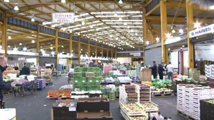 The future of Birmingham's Wholesale market could be secured