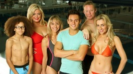 Splash! diving show sees TOWIE star exit