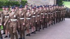 Servicemen and women given &quot;Freedom of Warwick&quot; at Warwick Castle 