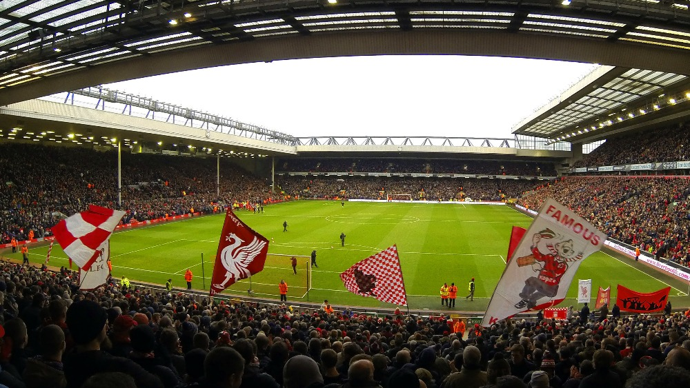 Man Stabbed After Liverpool-Oldham Match At Anfield