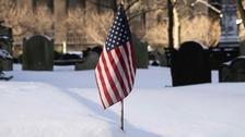 America snow