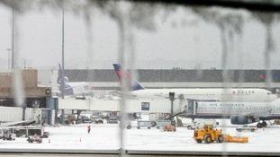 Snow airport