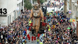 Giants to make spectacular return to Liverpool
