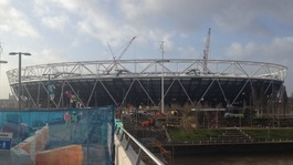Balfour Beatty wins £154m Olympic Stadium contract