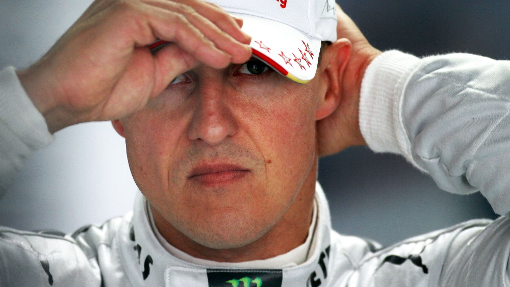 michael schumacher 39 s condition still stable but critical itv news. Black Bedroom Furniture Sets. Home Design Ideas