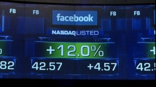 Facebook shares opened at $42.05, up from IP estimation of $38.