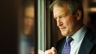 Environment secretary Owen Paterson insists spending on flood defences is increasing