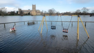 Flood warnings and alerts: The full list